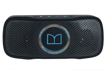 Enceinte Bluetooth / sans fil SUPERSTAR BACKFLOAT NOIR/BLEU Monster