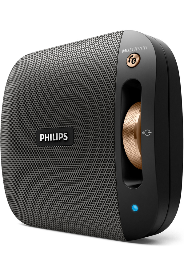 enceinte bluetooth sans fil philips bt2650 black. Black Bedroom Furniture Sets. Home Design Ideas
