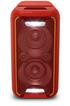 Enceinte bluetooth / sans fil GTKXB5 RED Sony
