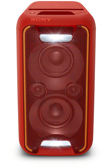 Enceinte bluetooth / sans fil GTKXB5 RED Sony