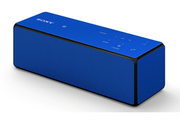 Sony SRS-X33 BLEU