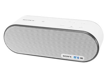 Enceinte bluetooth / sans fil SRS-X2W Blanc Sony