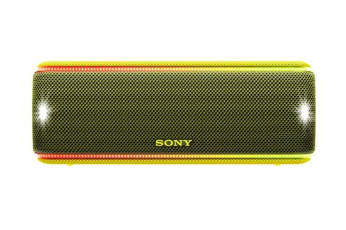 Enceinte nomade Bluetooth - NFC Autonomie jusqu'à 24 heures Fonction kit mains-libres - Certifié IP67: étanche jusqu'à 1m Lumière multicolore et stroboscopes