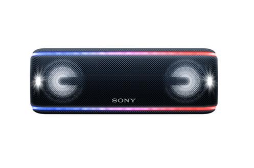 Enceinte nomade Bluetooth - NFC Autonomie jusqu'à 24 heures Fonction kit mains-libres - Certifié IP67: étanche jusqu'à 1m Lumière multicolore, stroboscopes et jeu de lumière