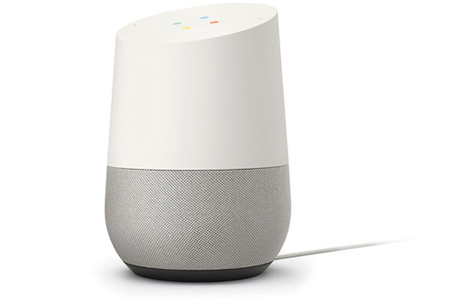 Enceinte intelligente HOME Google