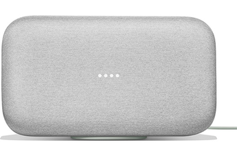Enceinte intelligente Google HOME MAX GALET