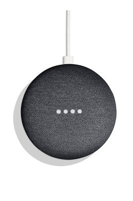 Enceinte intelligente HOME MINI CHARBON Google