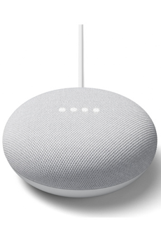Enceinte intelligente Google Nest Mini Galet