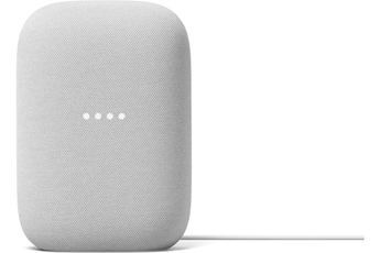 Enceinte intelligente Google NEST AUDIO GALET