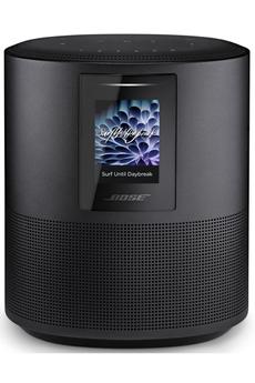 Enceinte multiroom Bose Enceinte résidentielle Bluetooth et wifi Home Speaker 500 avec assistants vocaux intégrés