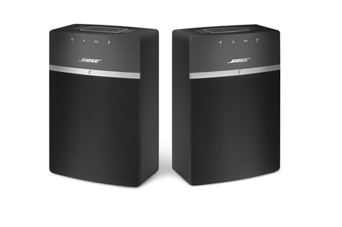 Enceinte multiroom DUO SOUNDTOUCH 10 BLACK Bose