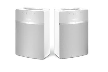 Enceinte multiroom DUO SOUNDTOUCH 10 WHITE Bose