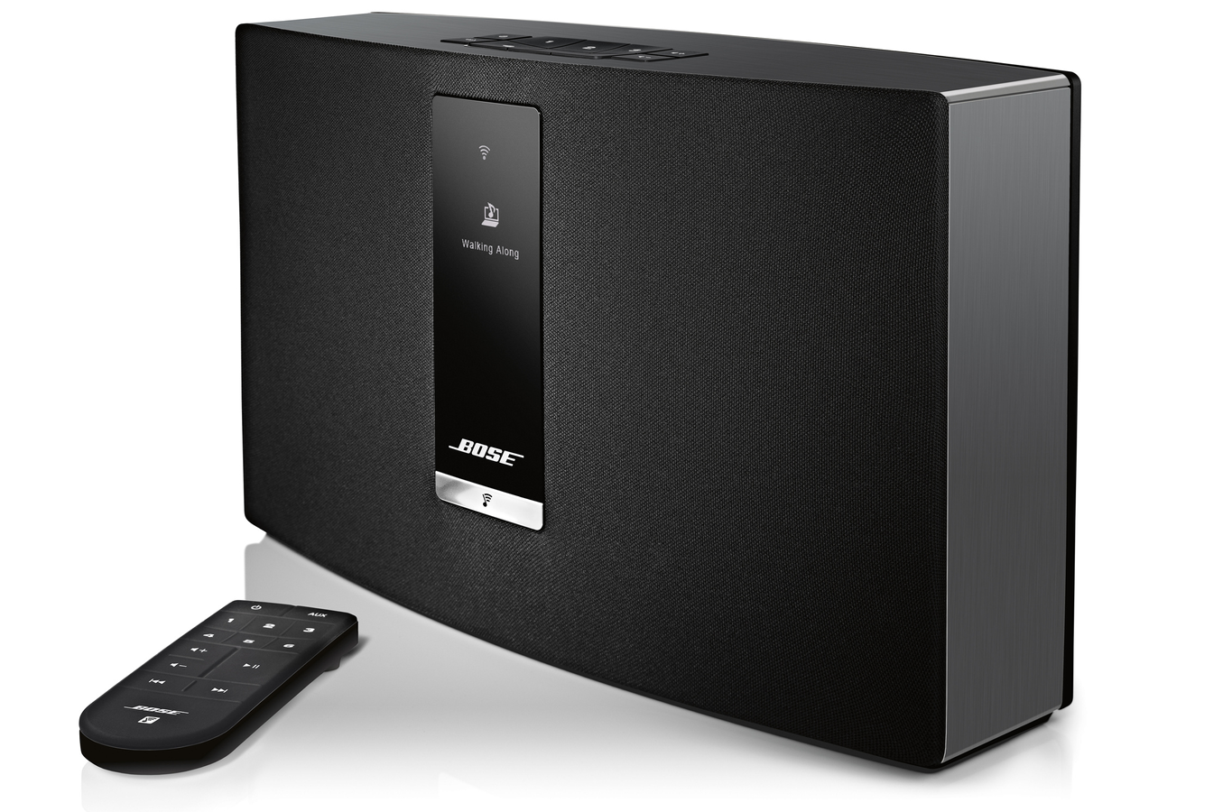 enceinte multiroom bose soundtouch 20 ii black 4046382. Black Bedroom Furniture Sets. Home Design Ideas
