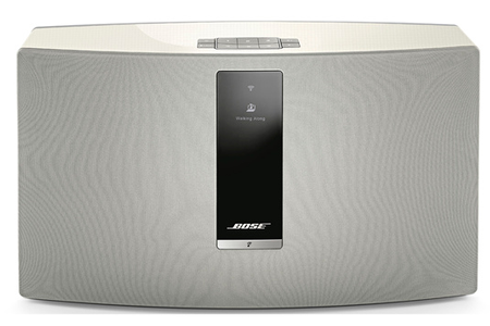 enceinte multiroom bose soundtouch 30 iii white darty. Black Bedroom Furniture Sets. Home Design Ideas