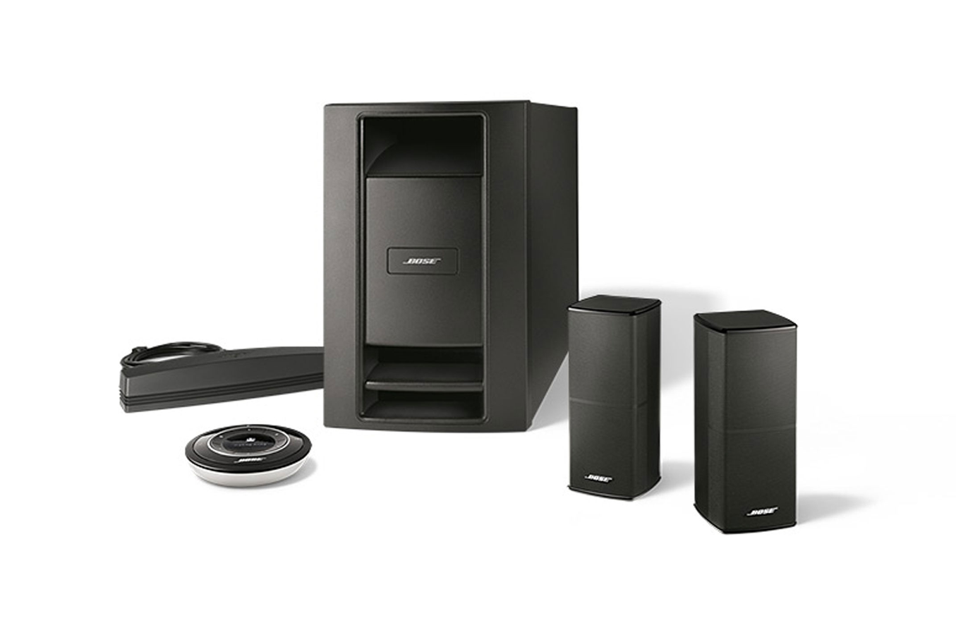 enceinte multiroom bose soundtouch music system ii black. Black Bedroom Furniture Sets. Home Design Ideas