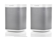 Sonos PACK DUO PLAY:1 BLANC