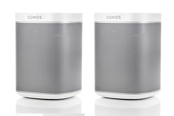 Enceinte multiroom PACK DUO PLAY:1 BLANC Sonos
