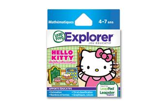 Jeux et accessoires pour tablette enfant JEU LEAPPAD HELLO KITTY Leapfrog