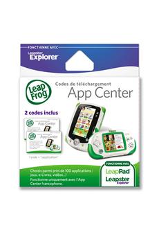 Jeux et accessoires pour tablette enfant EXPLORER PACK APPLI Leapfrog