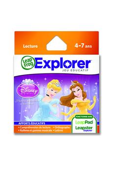 Jeux et accessoires pour tablette enfant JEU LEAPPAD PRINCESSE DISNEY Leapfrog