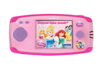Jeux et accessoires pour tablette enfant Lexibook Compact Cyber Arcade Princesses Disney