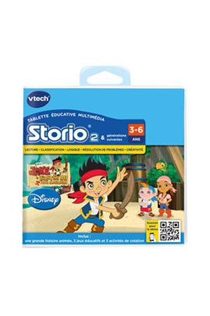 Jeux et accessoires pour tablette enfant vtech jeu storio - Jeux de jack et les pirates ...