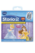 Jeux et accessoires pour tablette enfant Vtech JEU STORIO 2 PRINCESSE