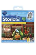 Jeux et accessoires pour tablette enfant Vtech JEU STORIO 2 LE DINO TRAIN