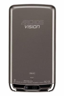 Archos 3 CAM VISION 8 GO NOIR