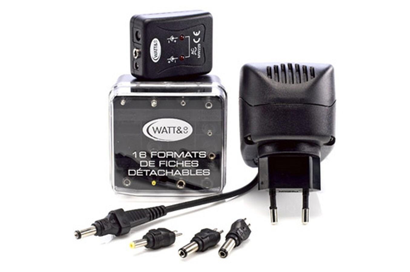 Alimentation lectrique watt co transformateur secteur for Transformateur allume cigare prise secteur darty