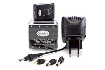 Alimentation électrique TRANSFORMATEUR SECTEUR 1200 mA Watt&co