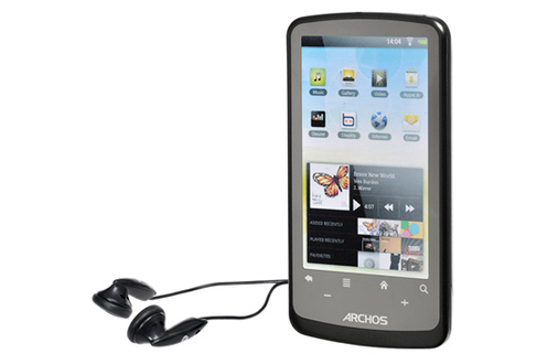 Archos 35 Internet Tablet 4 Go