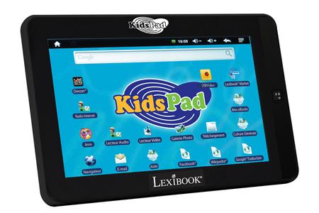 tablette tactile enfant lexibook mfc150fr darty. Black Bedroom Furniture Sets. Home Design Ideas