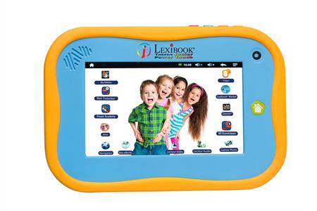 tablette tactile enfant lexibook tablet junior power touch mfc270fry darty. Black Bedroom Furniture Sets. Home Design Ideas