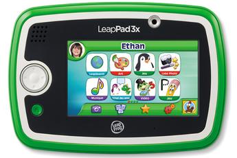 Tablette Tactile Enfant LEAPPAD 3X VERTE Leapfrog