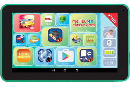 google play store sur tablette lexibook