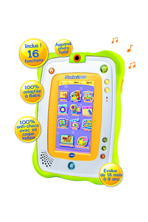 tablette tactile enfant vtech storio 2 baby darty