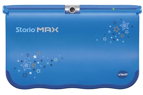 vtech storio max 7 bleue tablette tactile ipad ordinateurpascher. Black Bedroom Furniture Sets. Home Design Ideas