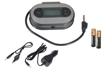 Transmetteur audio TUNECAST II Belkin