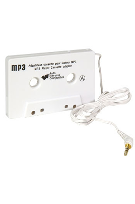 Temium Adaptateur CD MD K7