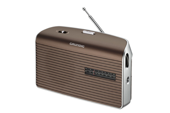 Radio MUSIC60L-MO marron Grundig