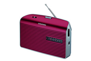 Grundig MUSIC60L-RE rouge