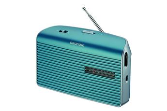 Radio MUSIC60L-T bleu Grundig