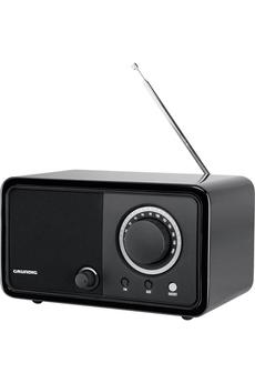 Radio TR1200 Noir Grundig