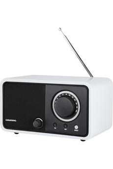 Radio TR 1200 Blanc Grundig