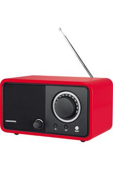Radio TR 1200 Rouge Grundig