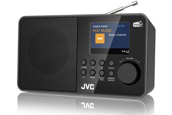 Radio Jvc RA-F39B-DAB
