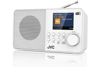 Radio Jvc RA-F39W-DAB