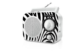 Radio M-060 Zèbre Muse