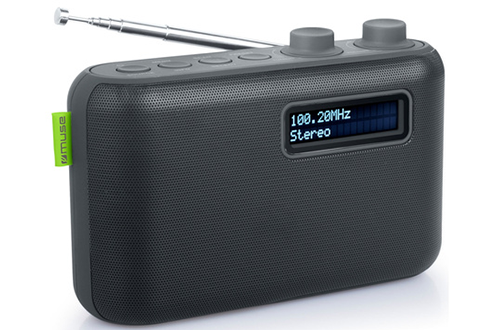 RADIO DAB M-108 DB MUSE